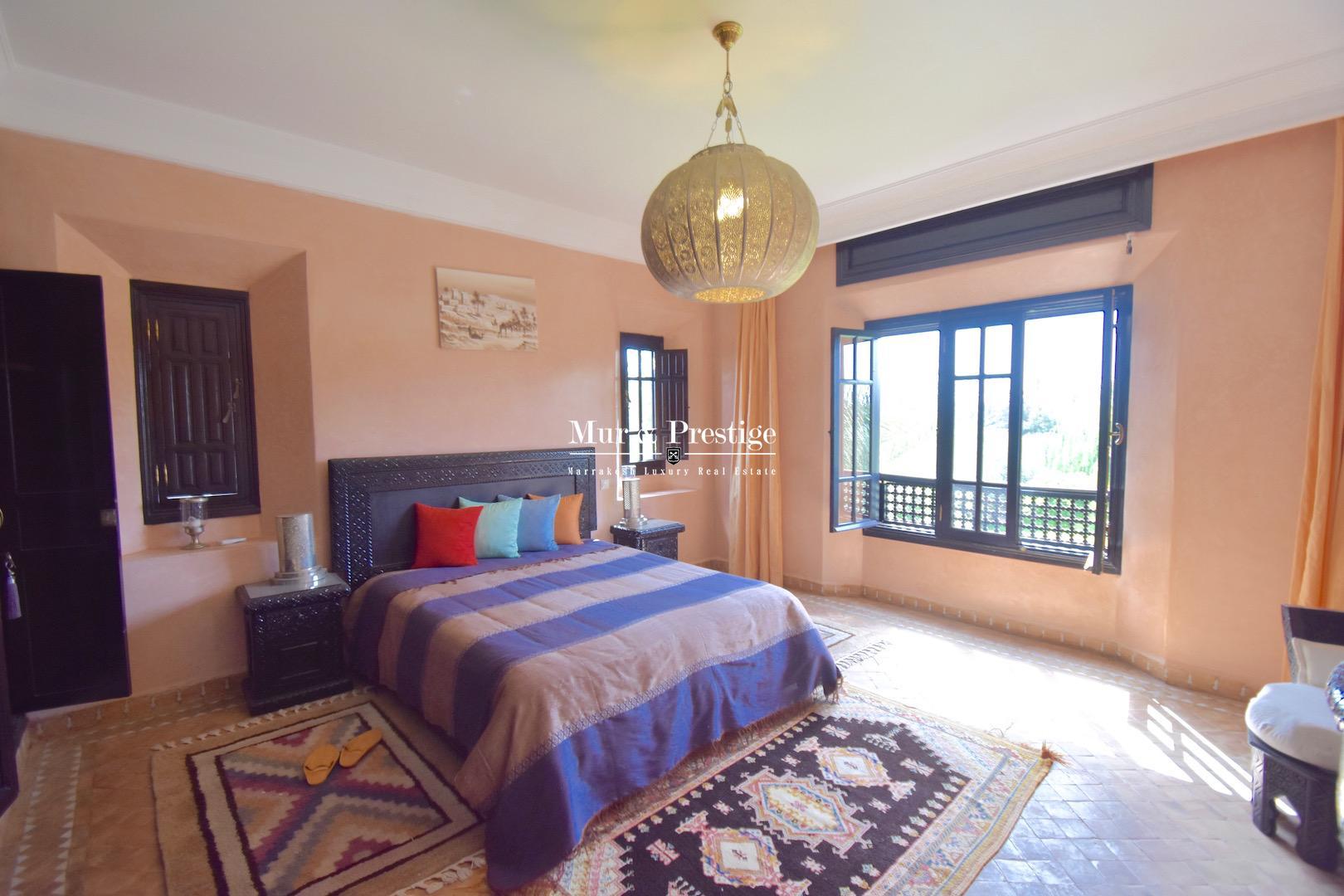 Maison de style Kasbah à vendre à Marrakech