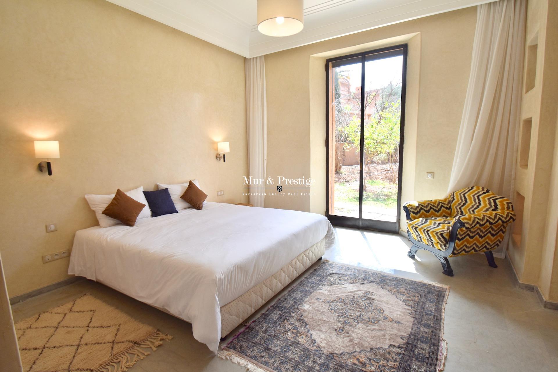 Villa à vendre aux allures de Kasbah Marocaine