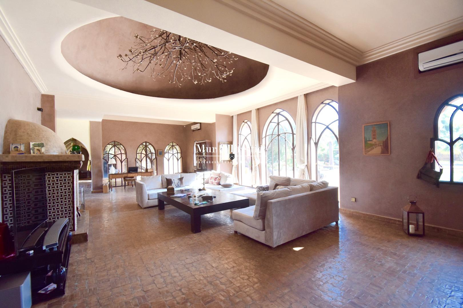 Villa à vendre à Marrakech