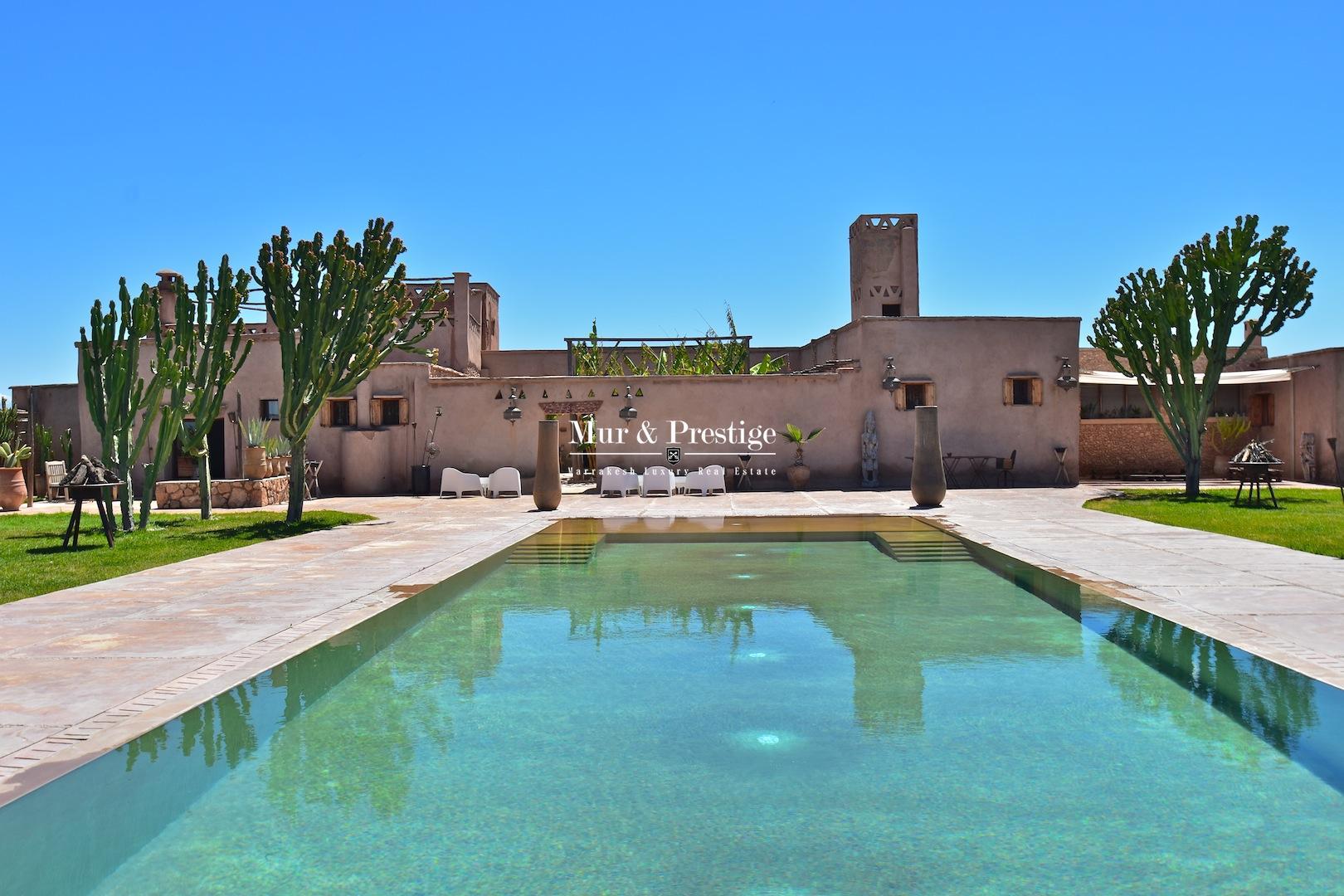 Maison d'hôtes à vendre à Marrakech