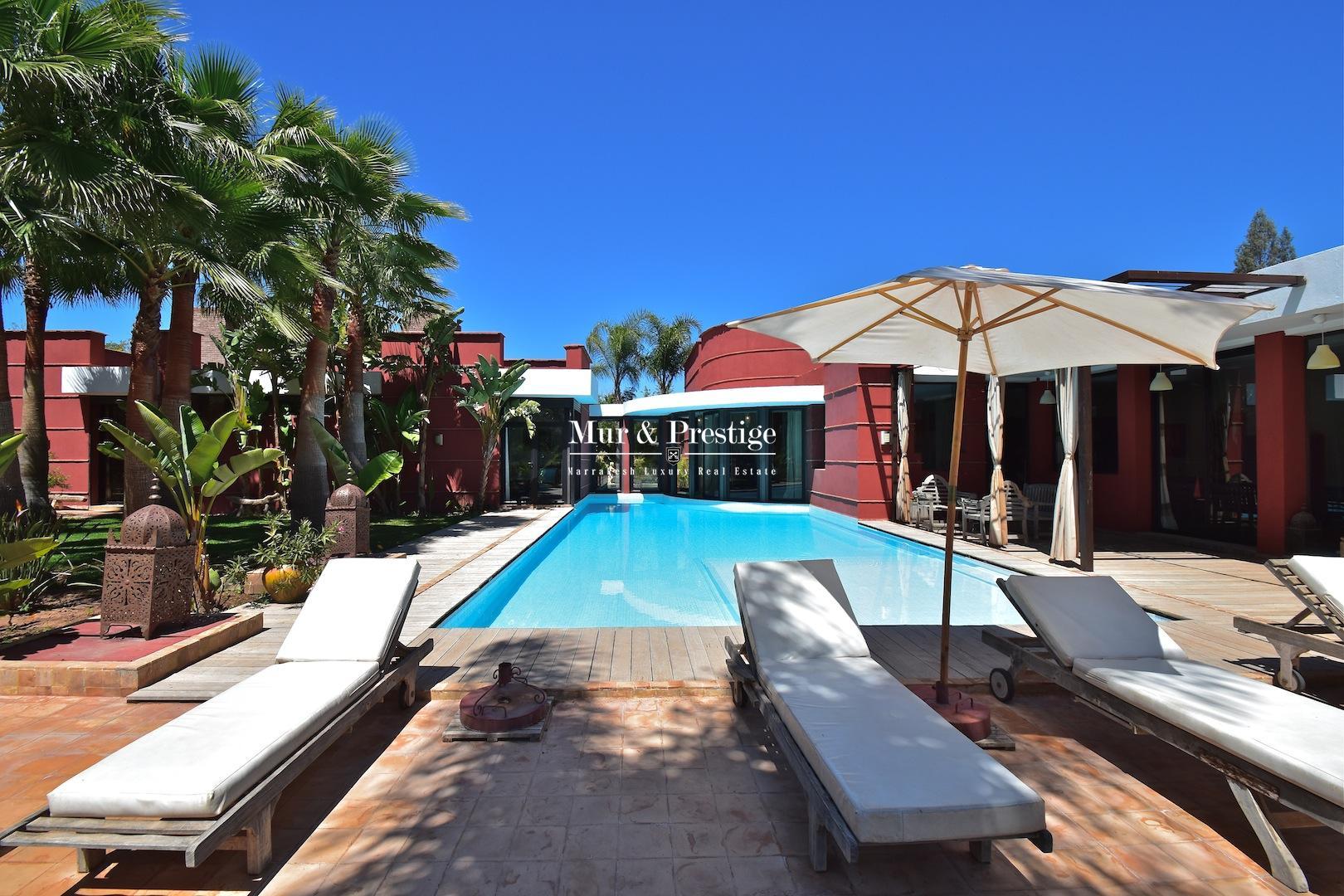 Maison en vente route Ourika à Marrakech