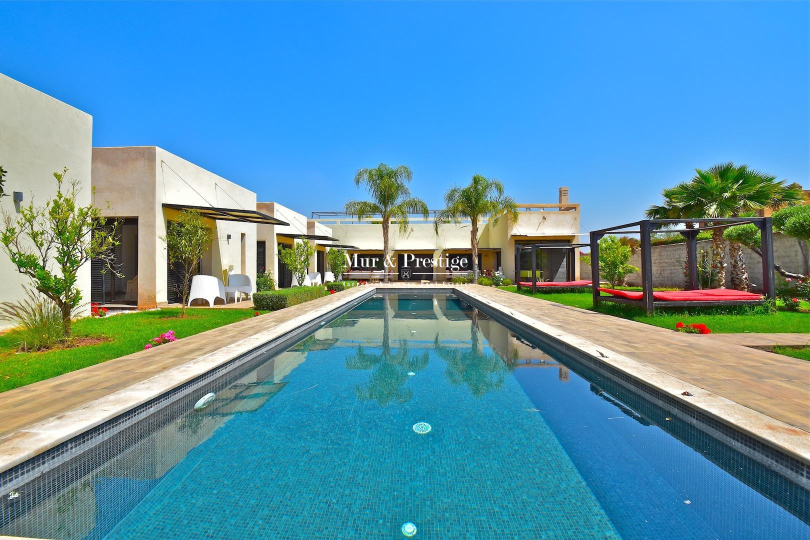 Villa moderne en vente � Marrakech