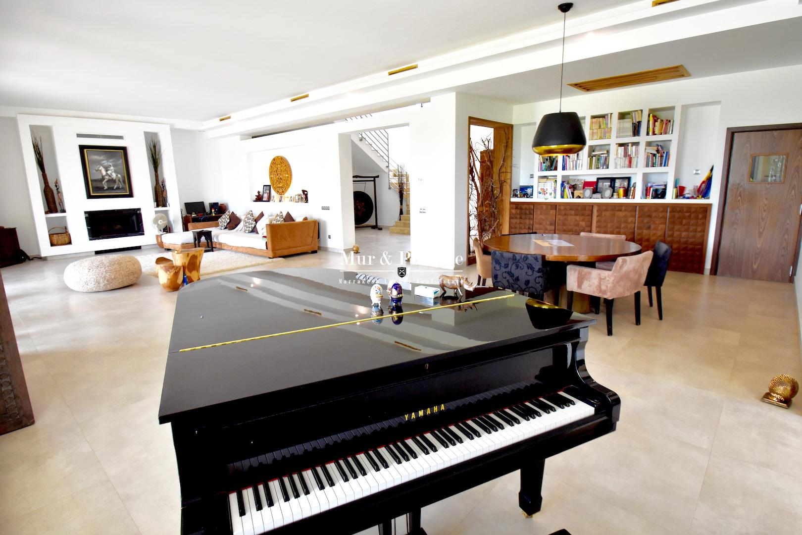 Villa contemporaine à vendre à Marrakech