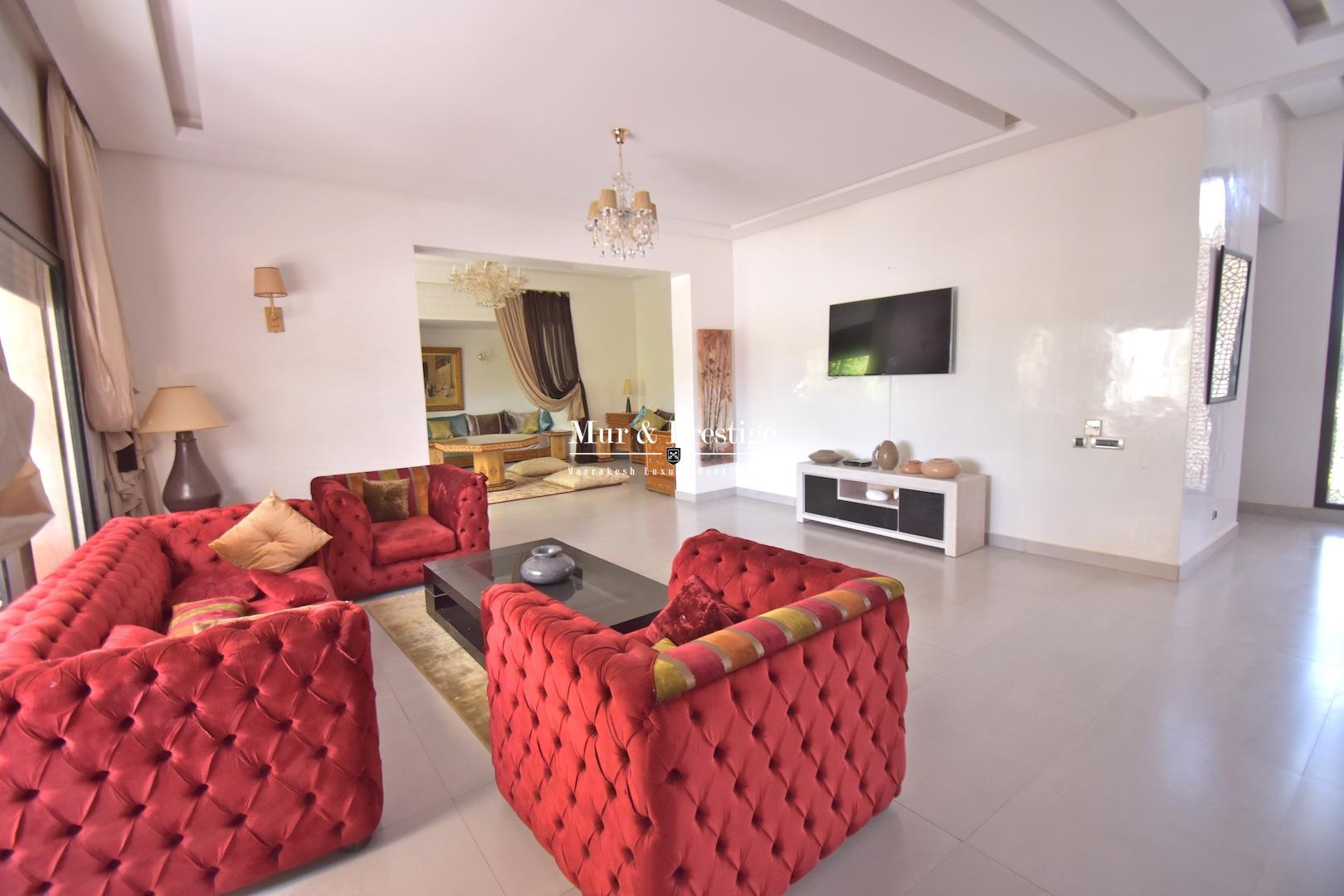 Villa moderne en vente à Marrakech