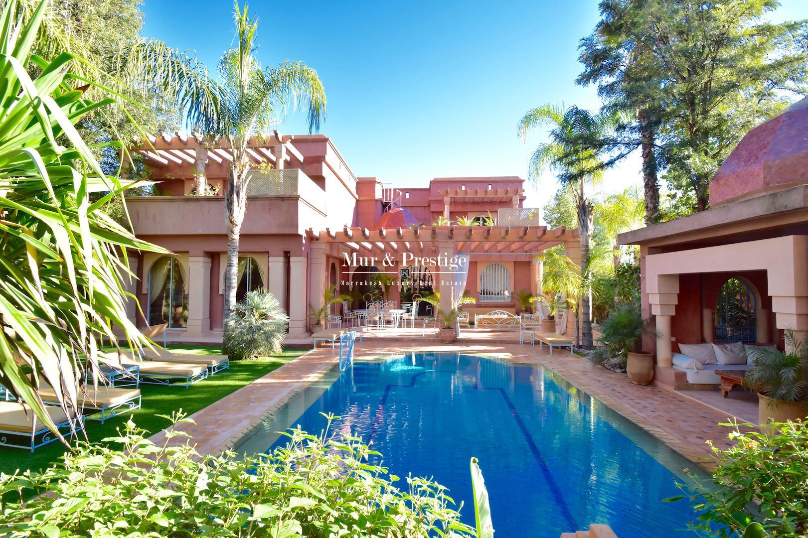Villa à vendre à Amelkis