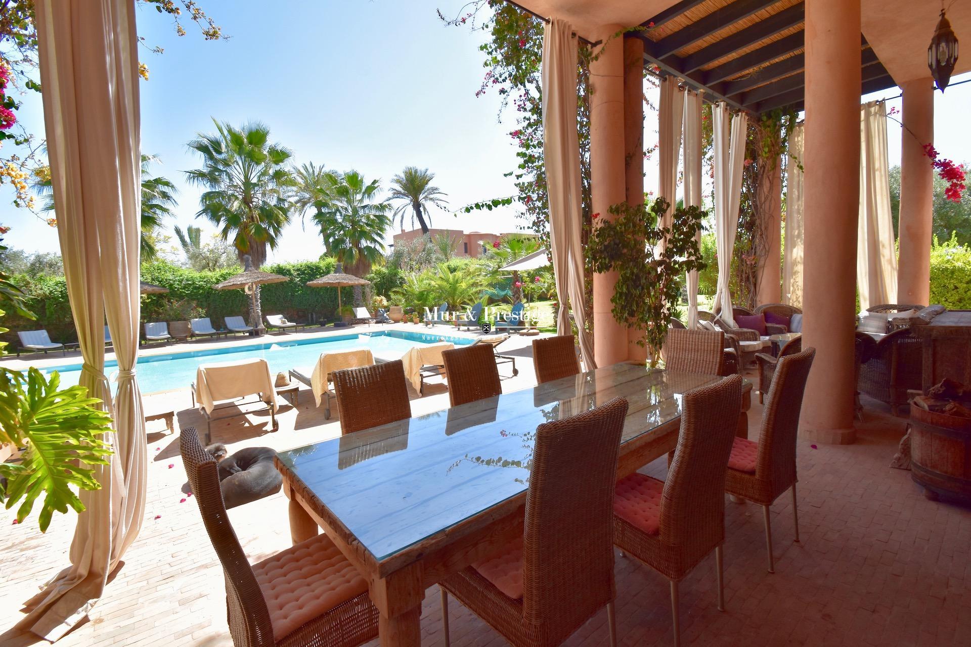 Maison à vendre à Marrakech