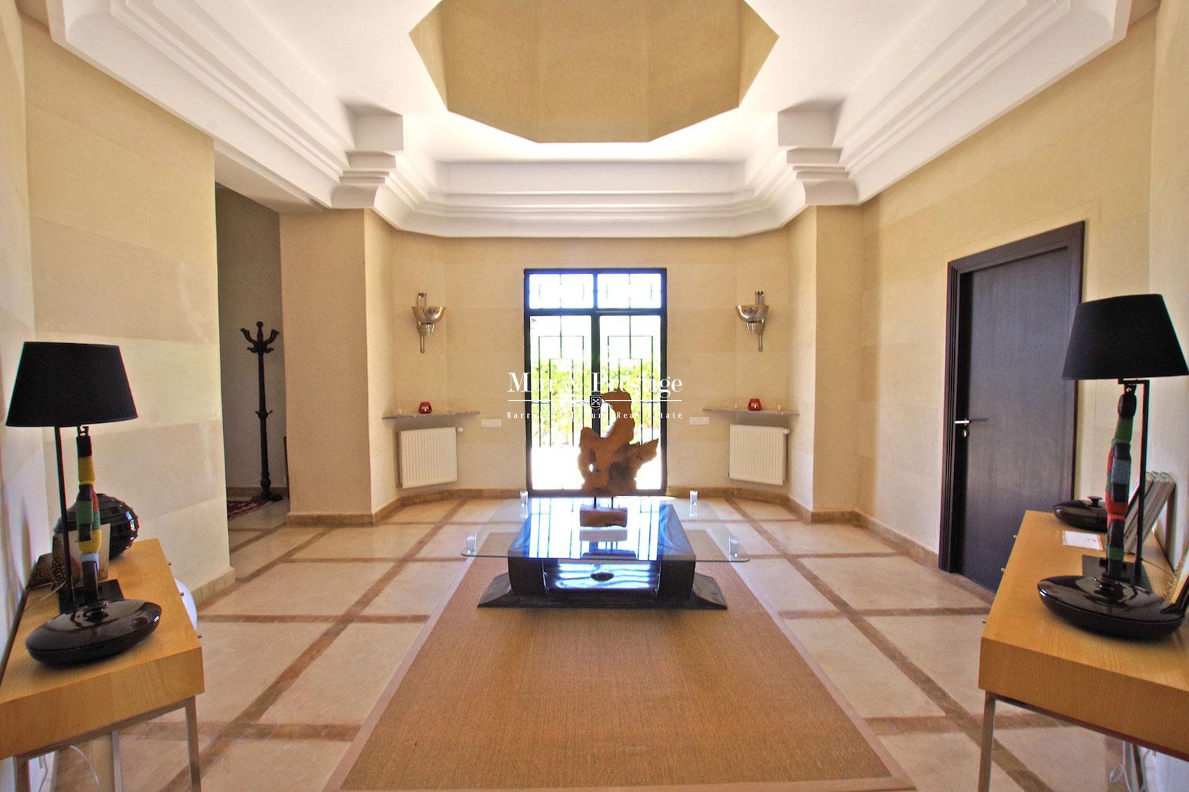 Elegante villa a la vente Marrakech