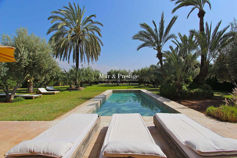Elegante villa a vendre Marrakech