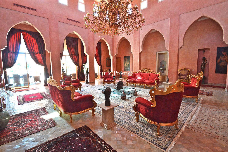Elegante villa a vendre a Marrakech