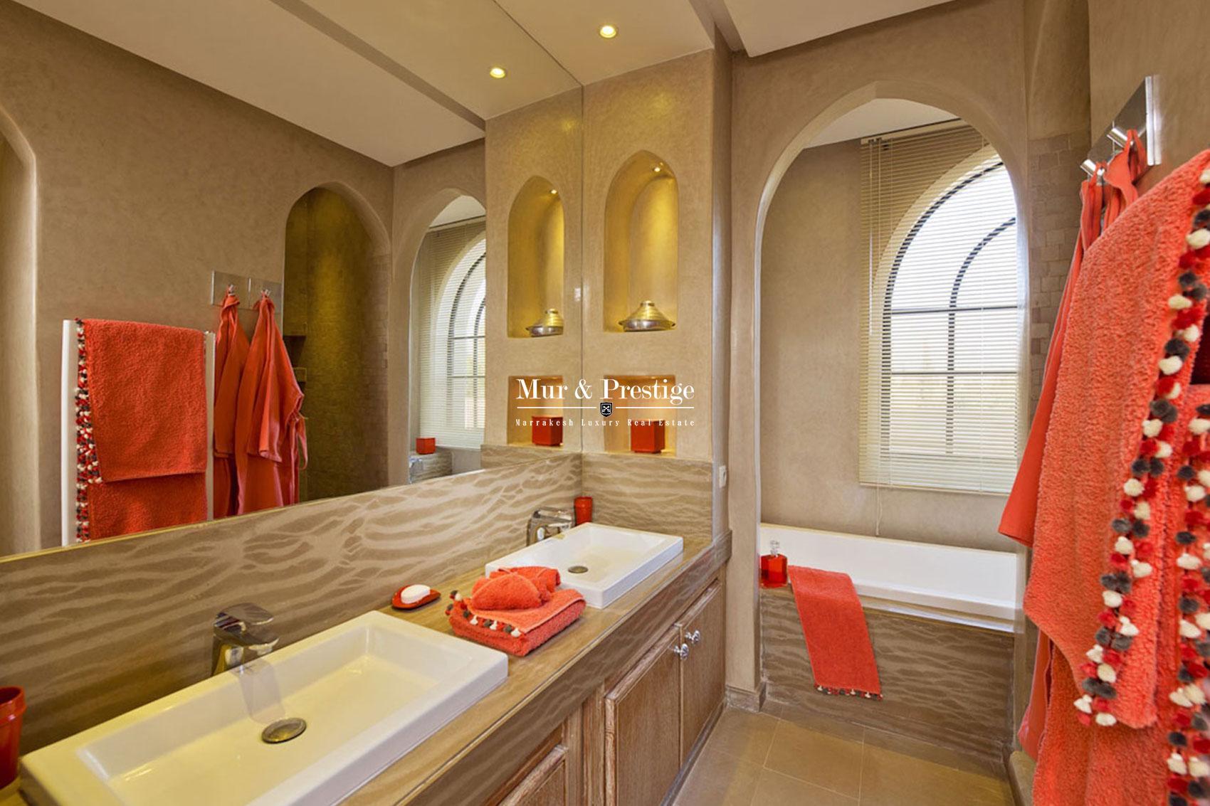 Exceptionnelle villa en vente a Marrakech