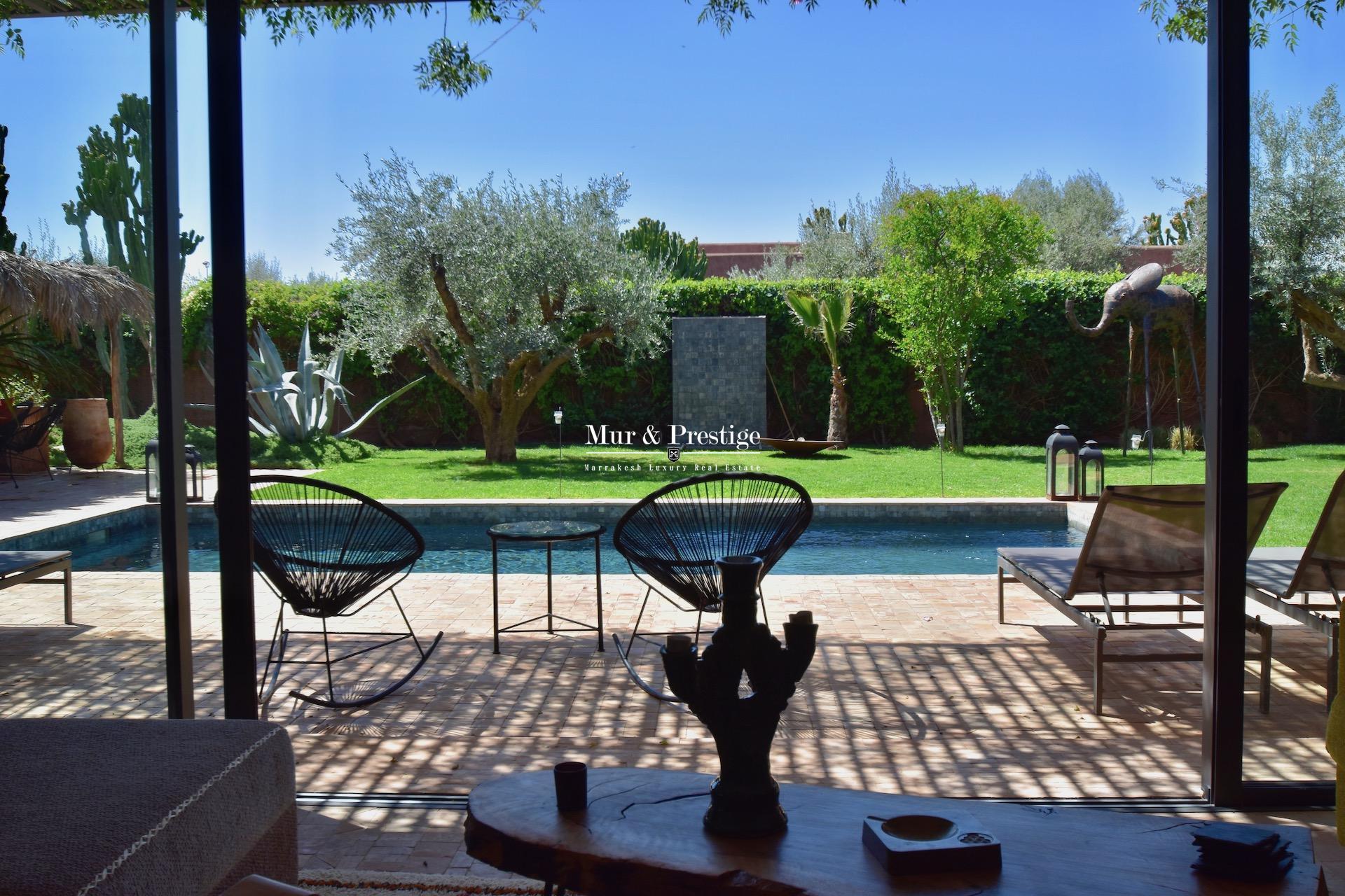 Fairmont Golf Royal Palm à Marrakech - Maison à vendre