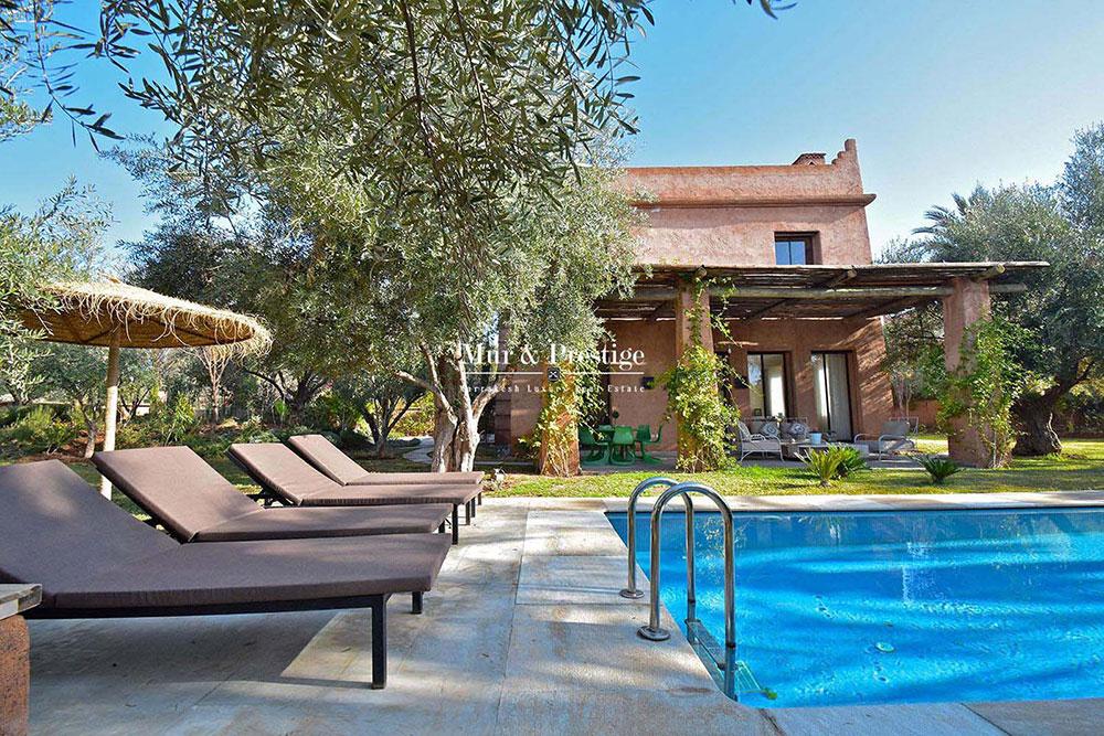 Agence immobilière à Marrakech