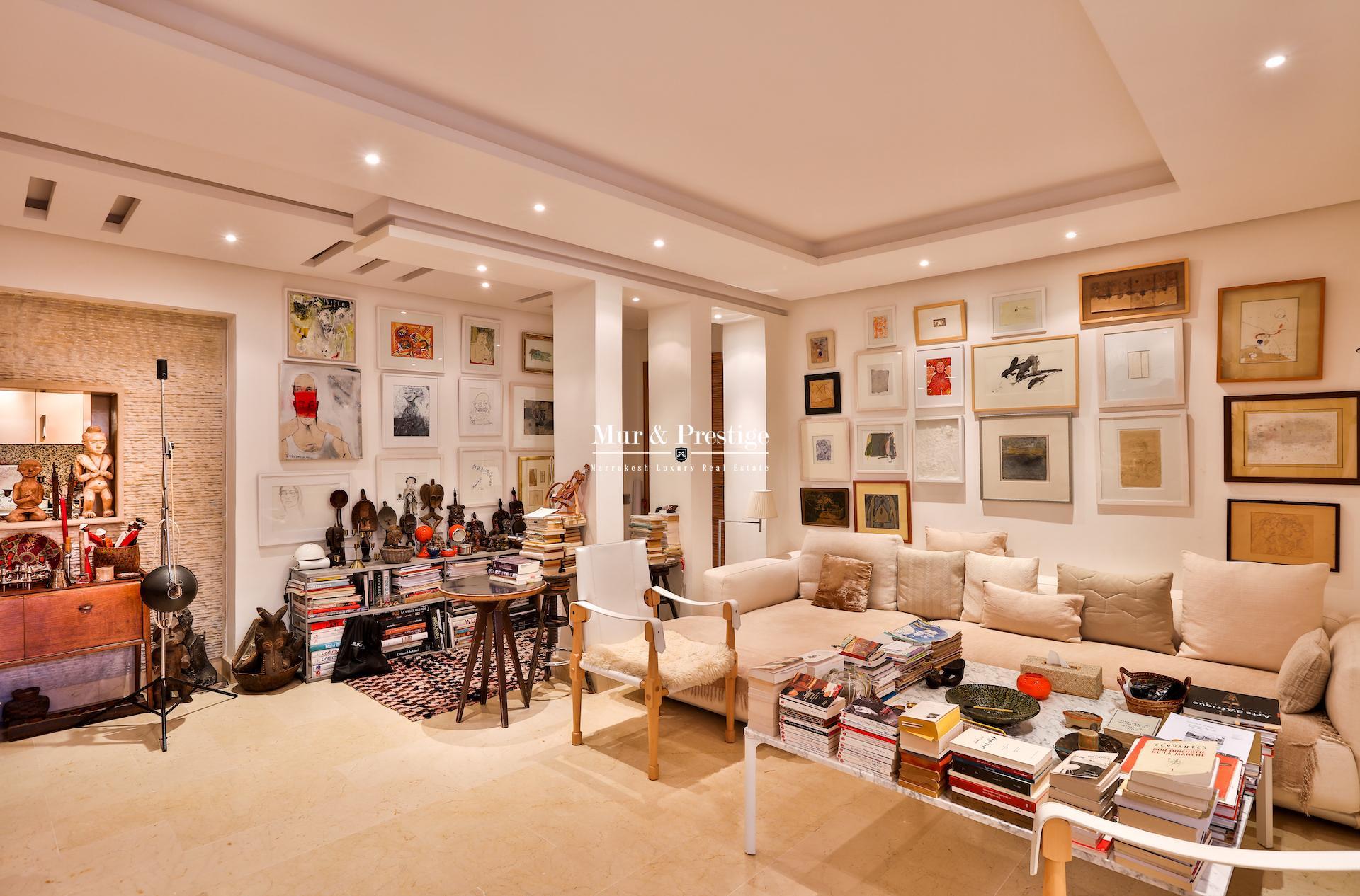 Appartement avec grande terrasse à vendre à Marrakech