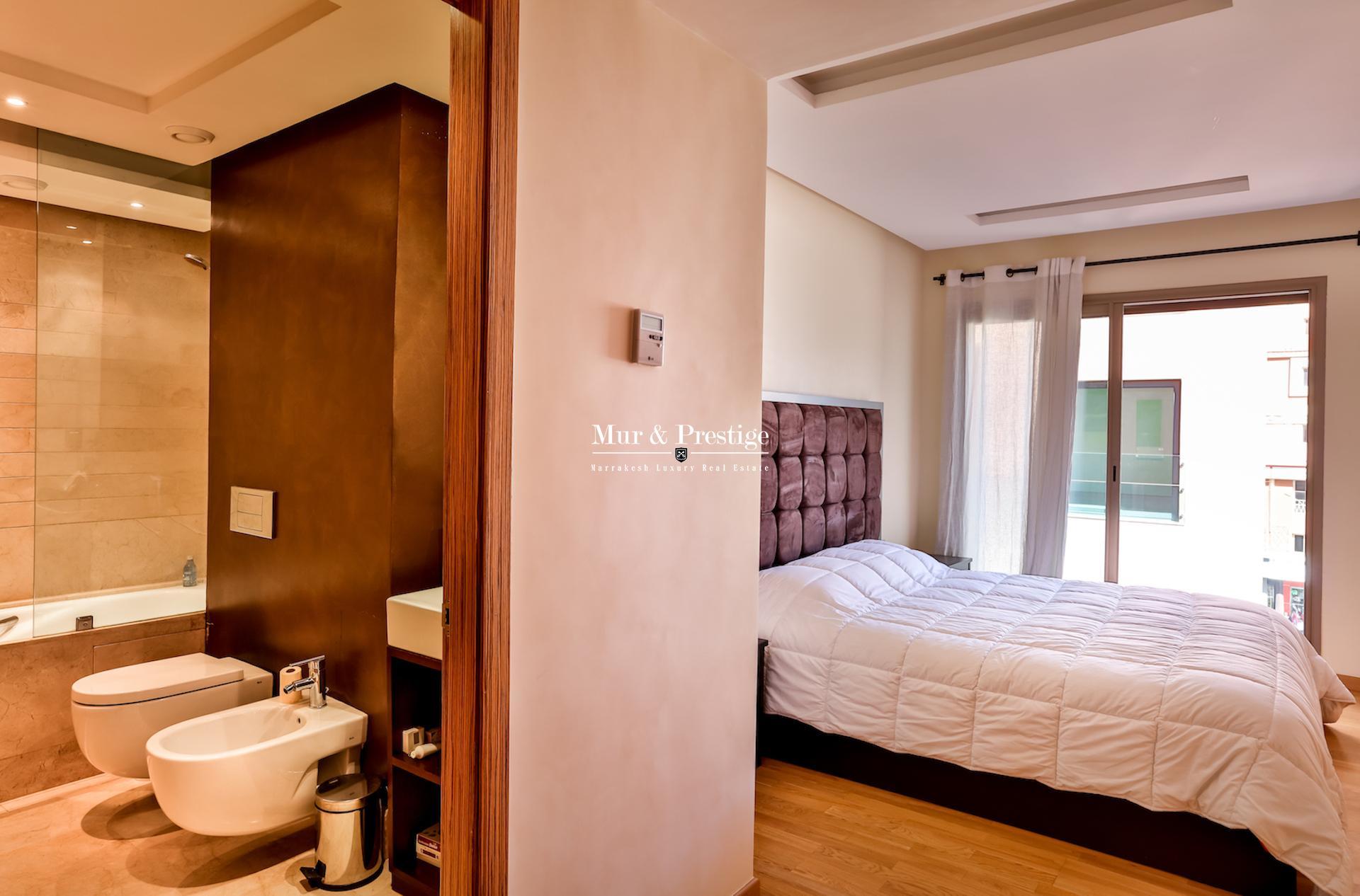 Appartement à vendre à Gueliz Marrakech