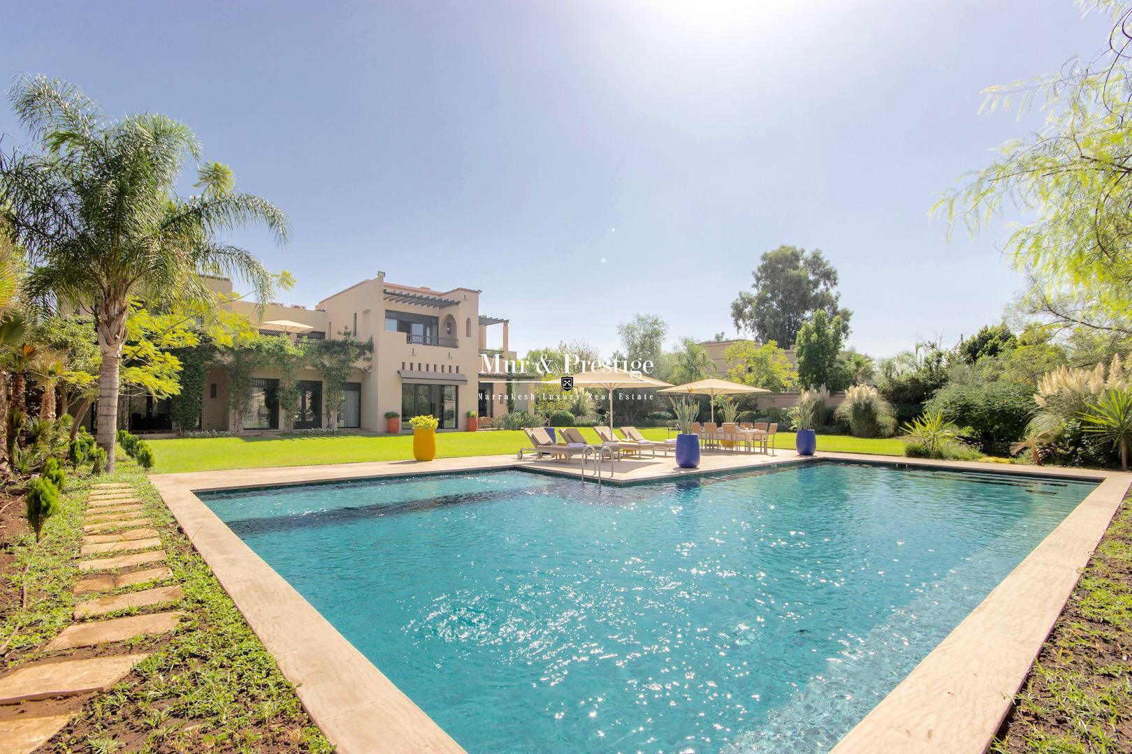 Villa à vendre au Four Seasons