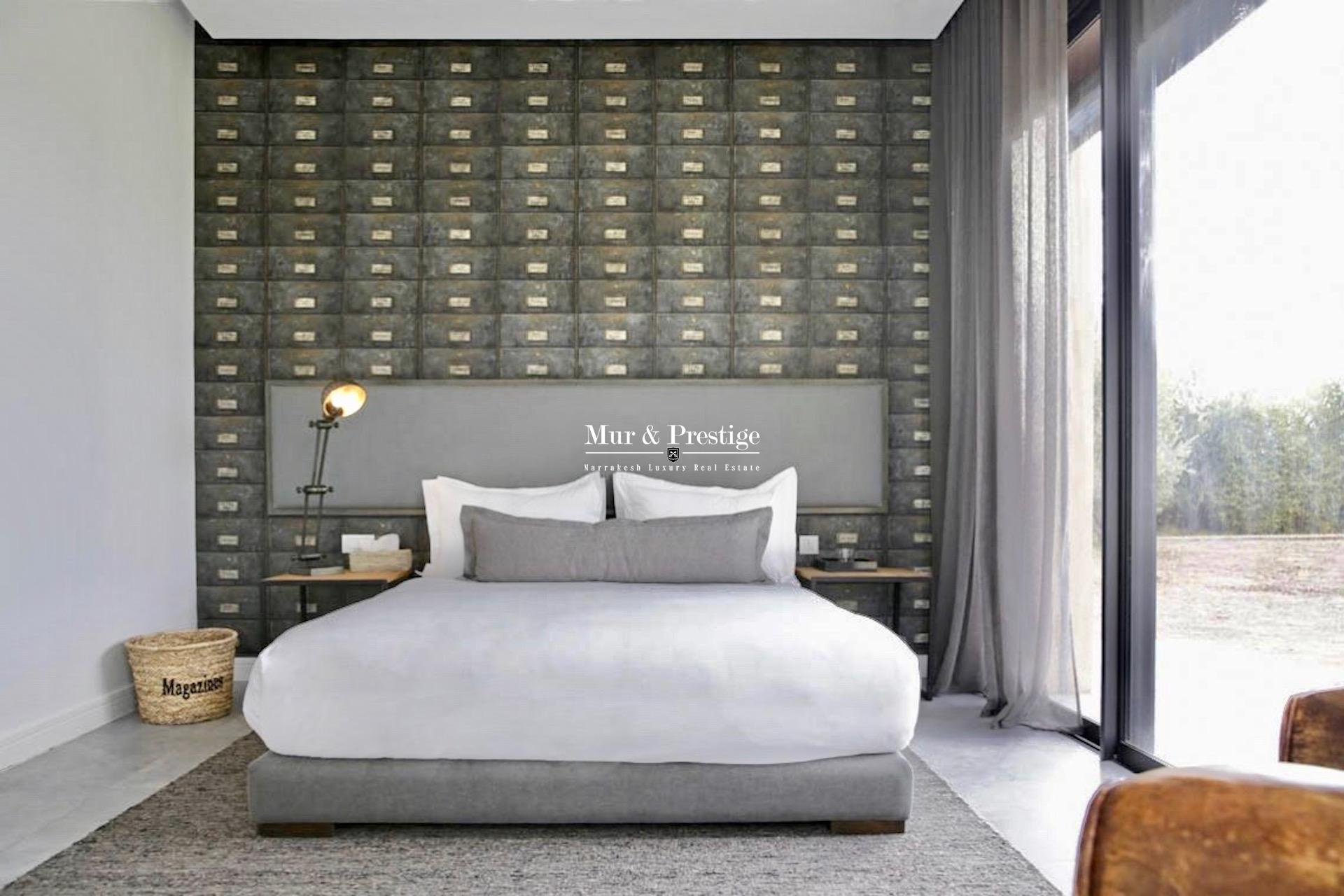 Villa contemporaine à la location à Marrakech