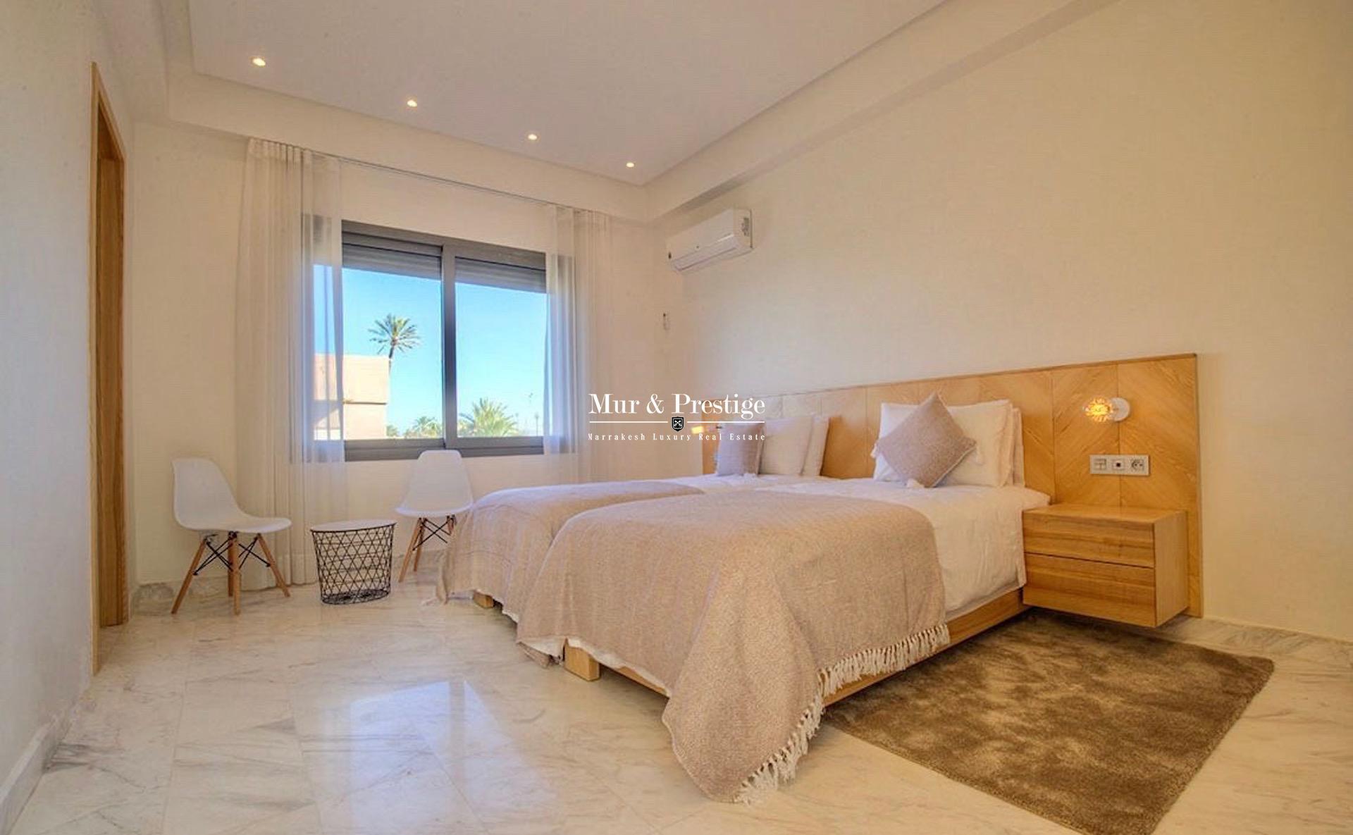 Maison moderne à louer à Marrakech