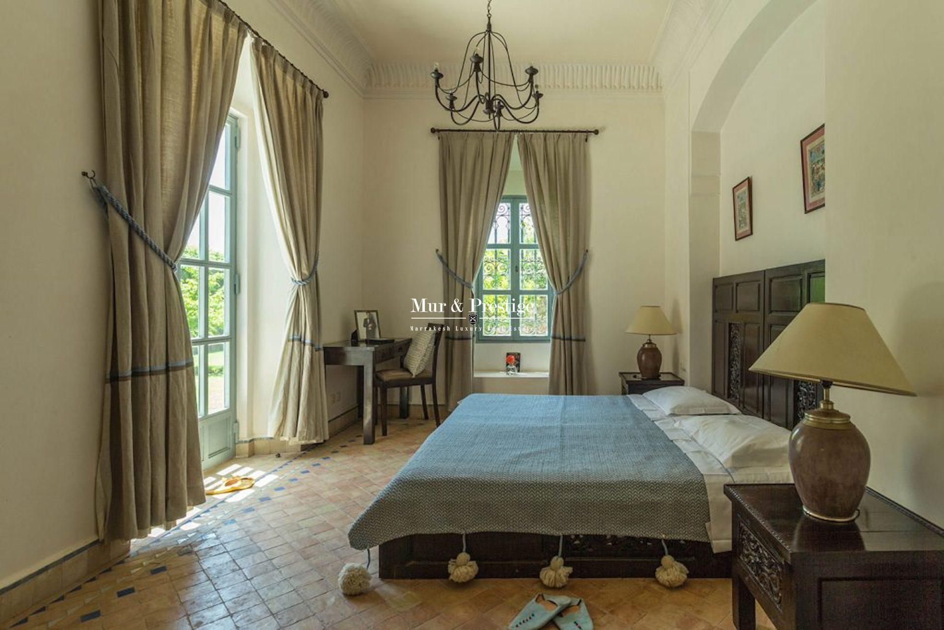 Villa de charme à louer à Marrakech