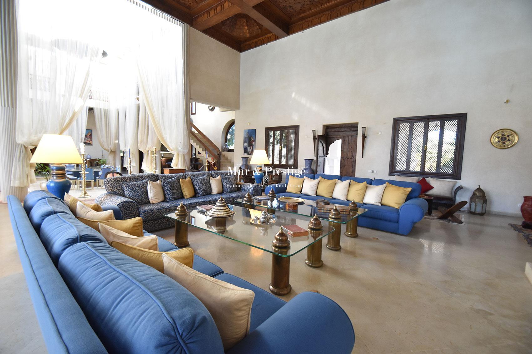 Magnifique palais en vente a Marrakech