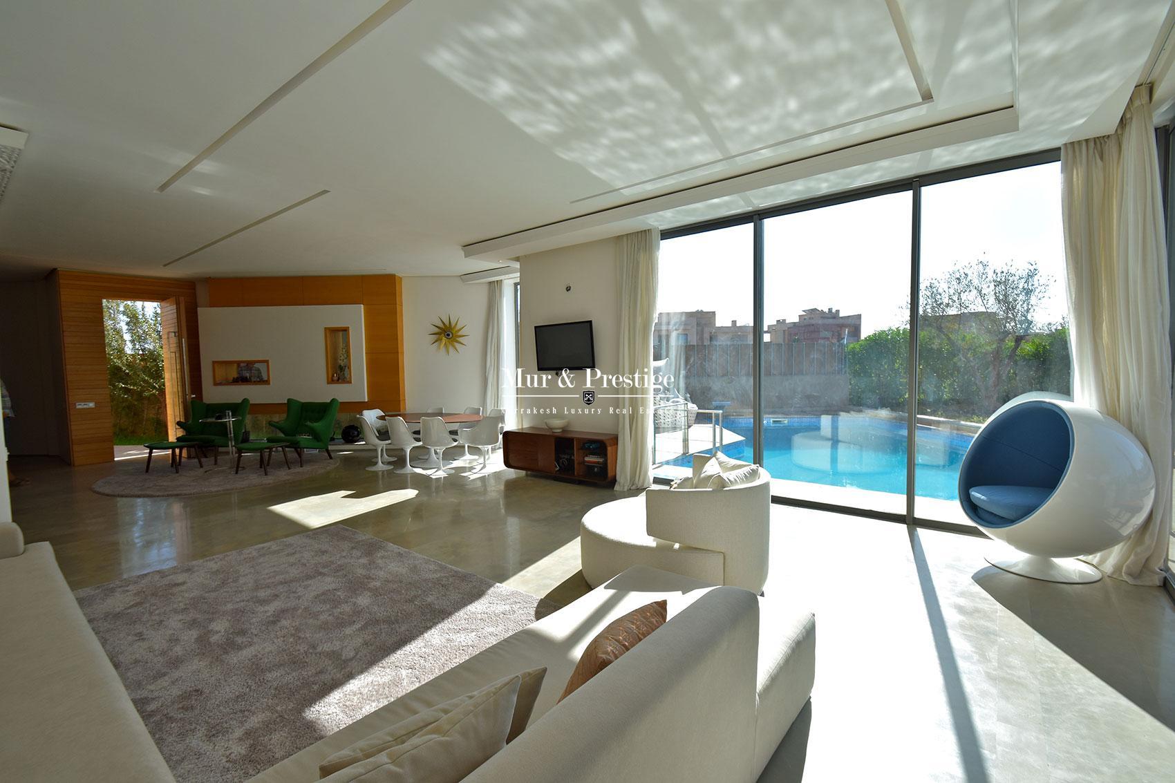 Maison a vendre a Marrakech