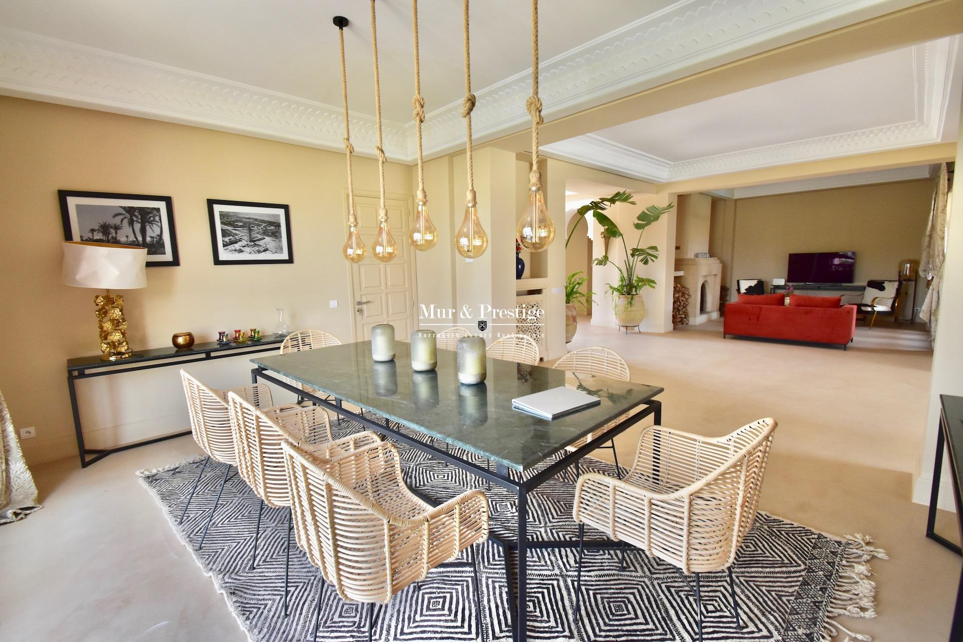 Propriété de luxe à vendre à Marrakech