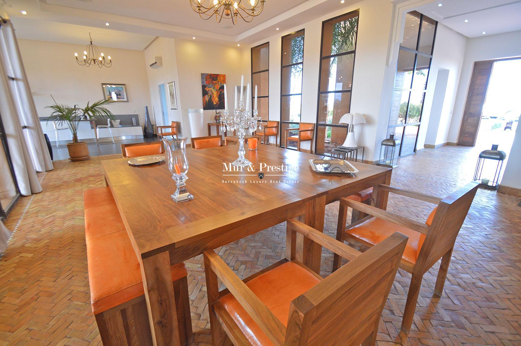 Maison a vendre route d'Amizmiz Marrakech