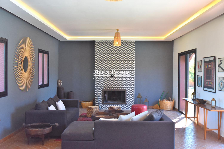 Maison a vendre route de Ouarzazate