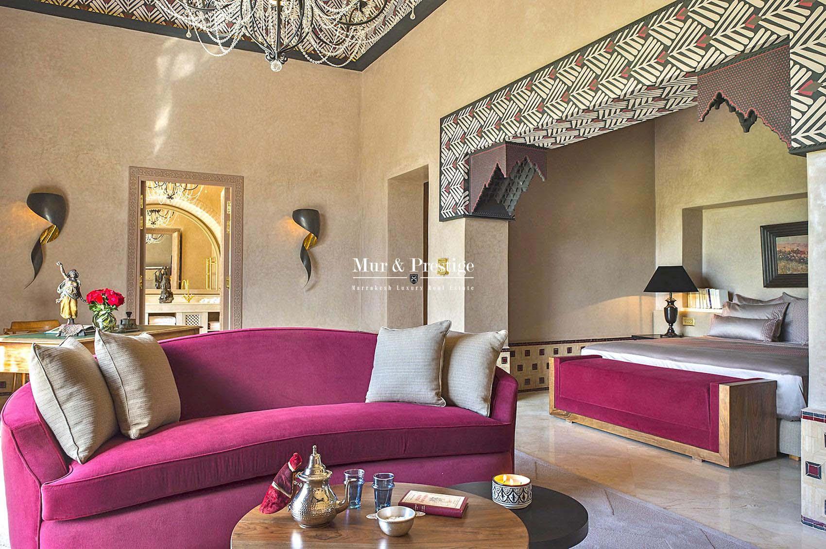 Maison de prestige en vente a Marrakech