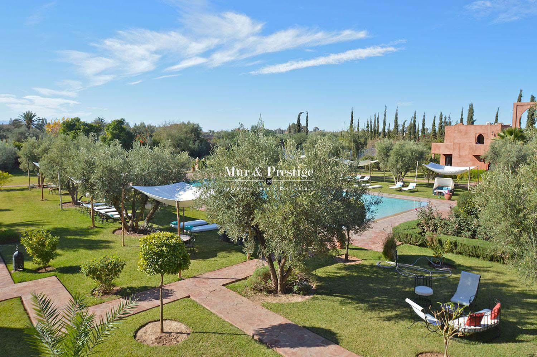 Maisons d h tes en vente marrakech for Maisons d hotes design