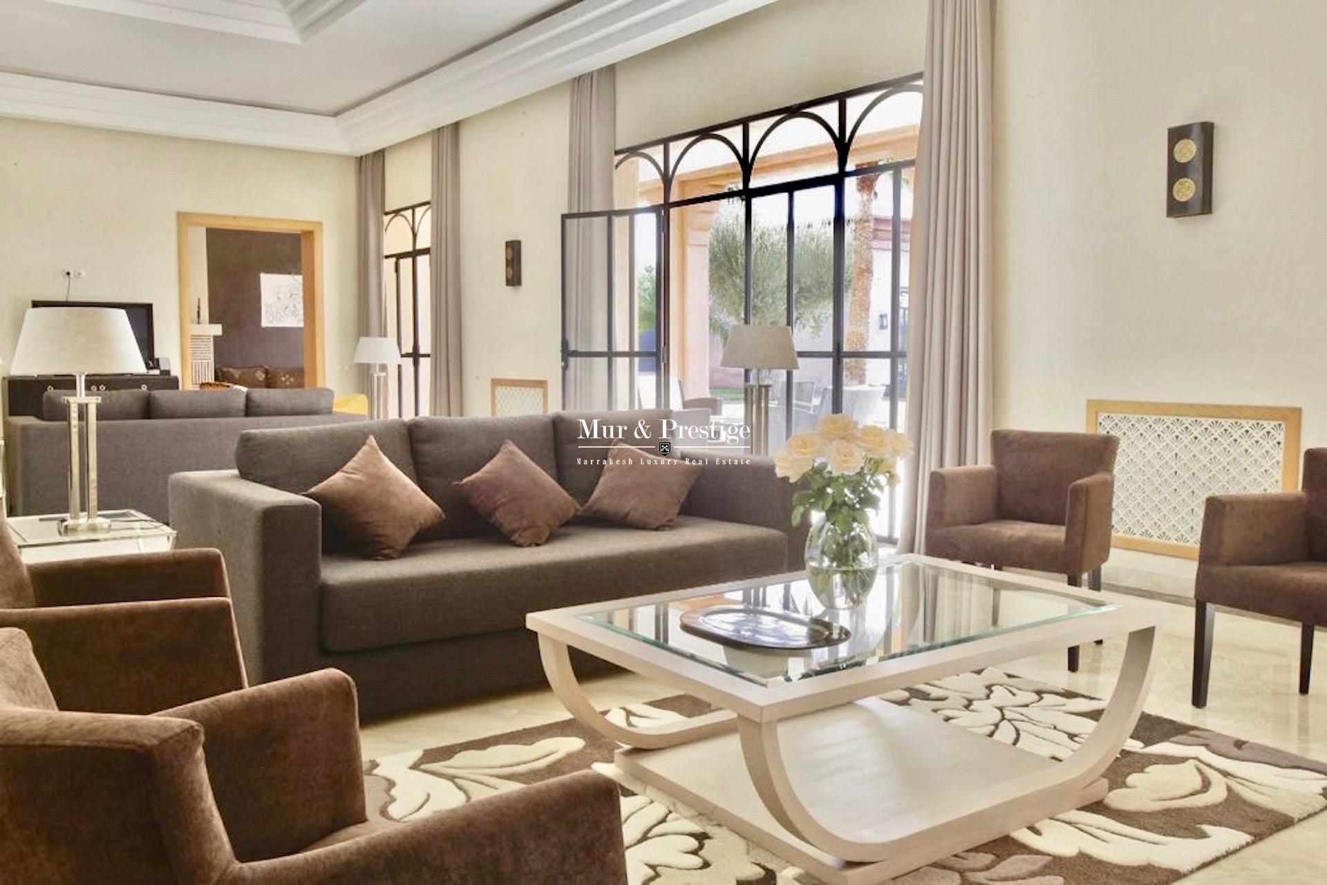 Maison de luxe à louer à Marrakech