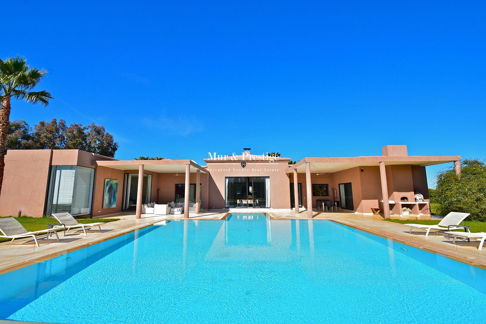 Maison moderne en vente a Marrakech