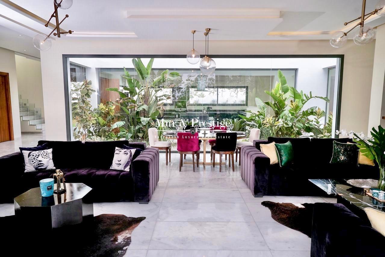 Maison neuve de plain-pied en vente proche du Golf Royal Palm