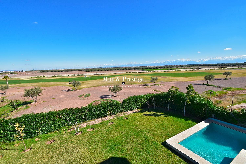Maison sur golf en vente a Marrakech