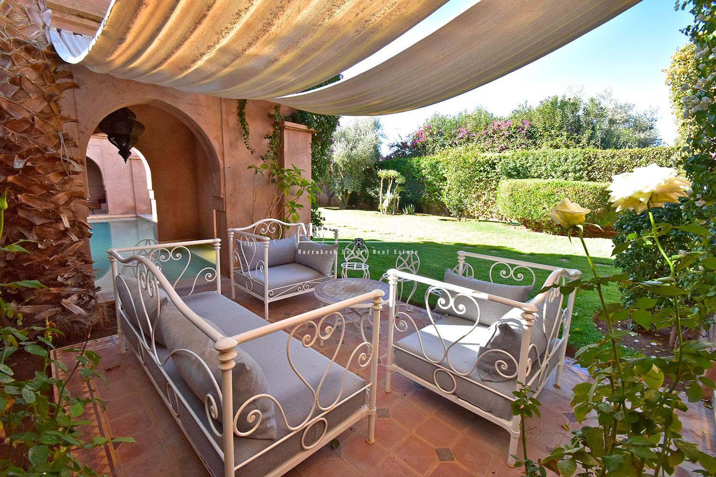 Maison de charme à vendre à Marrakech