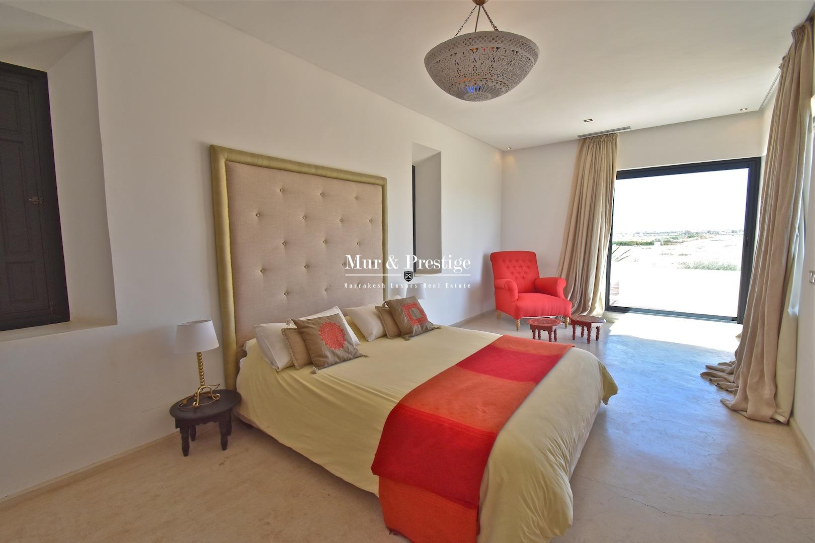 Maison à vendre route de l'Ourika Marrakech