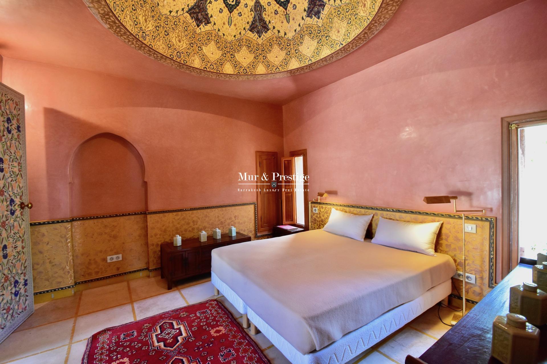 Palais en vente à Marrakech sur 4 hectares