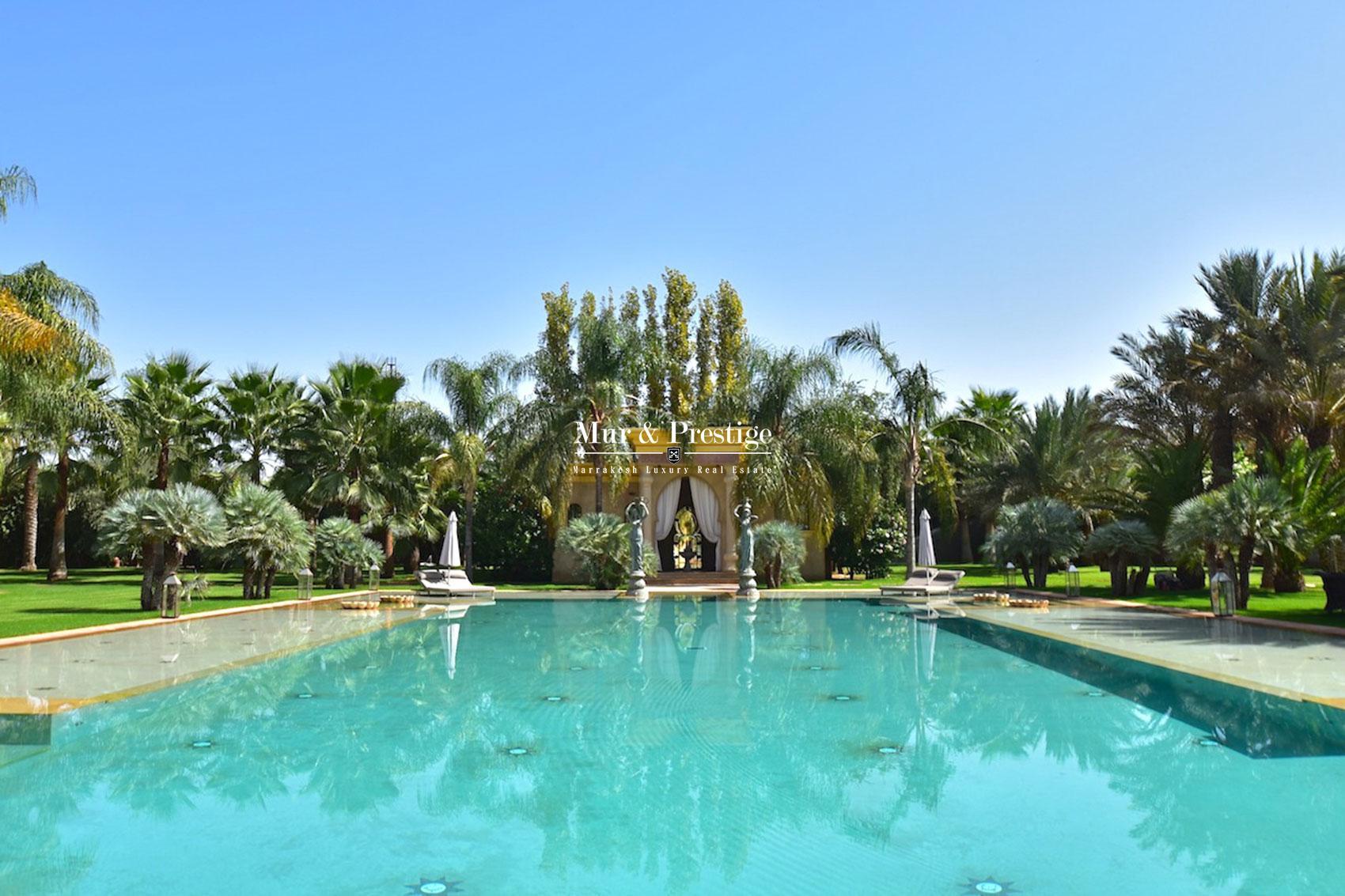 Palais en vente a Marrakech