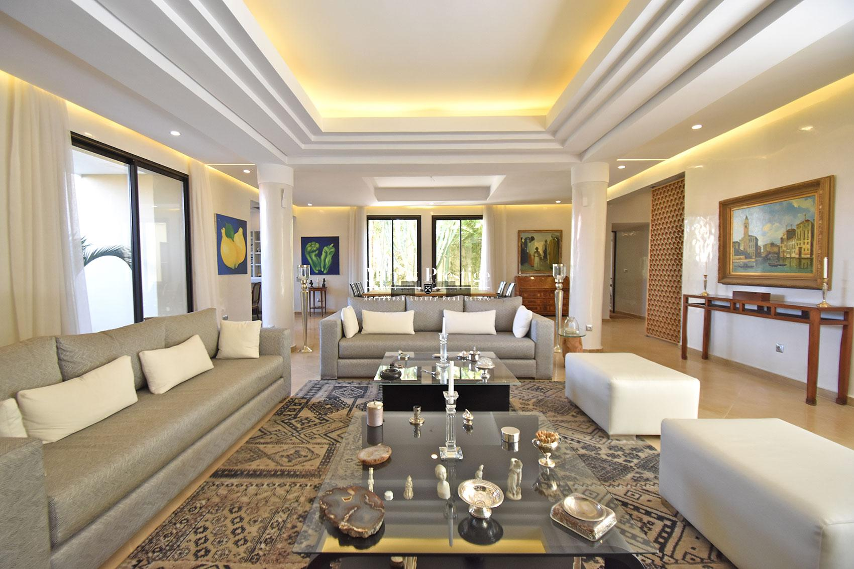 Propriete de prestige a vendre a Marrakech