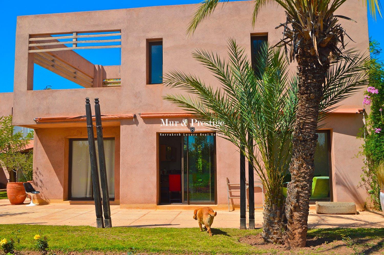 Somptueuse villa a vendre dans la Palmeraie