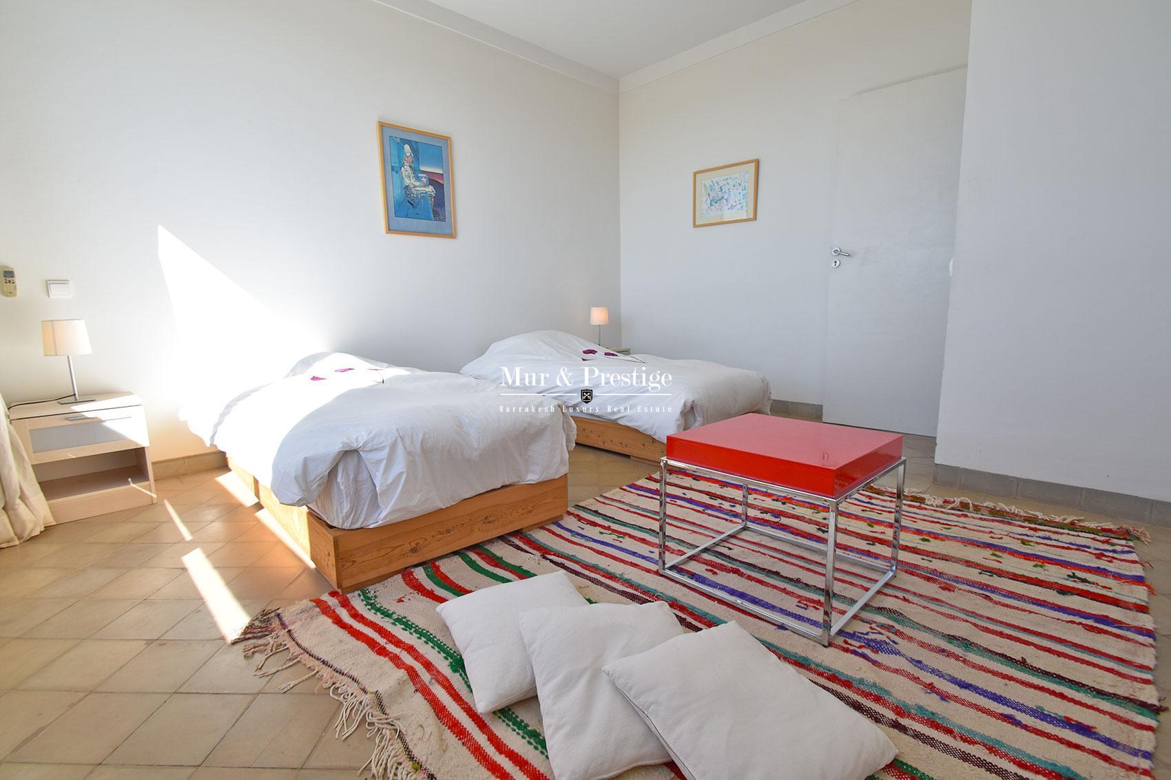 Splendide villa à vendre à Marrakech