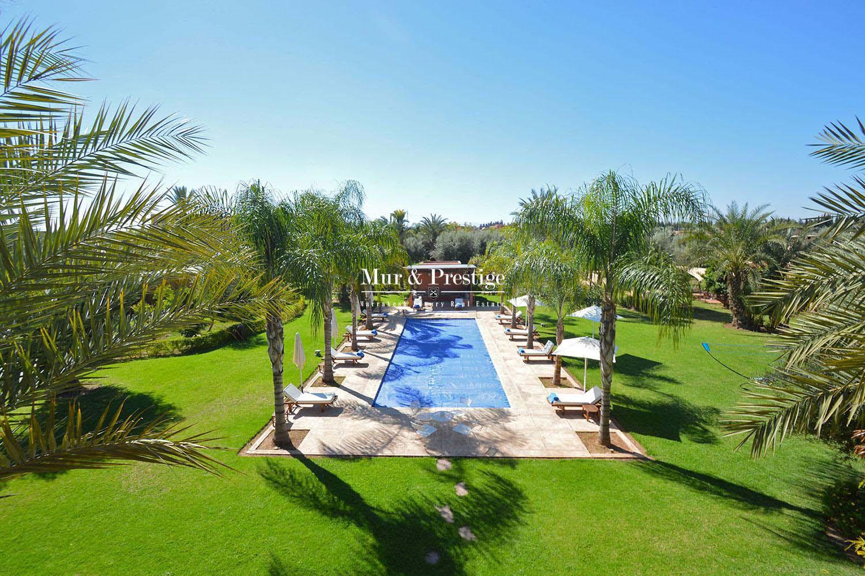 Splendide villa a vendre Marrakech