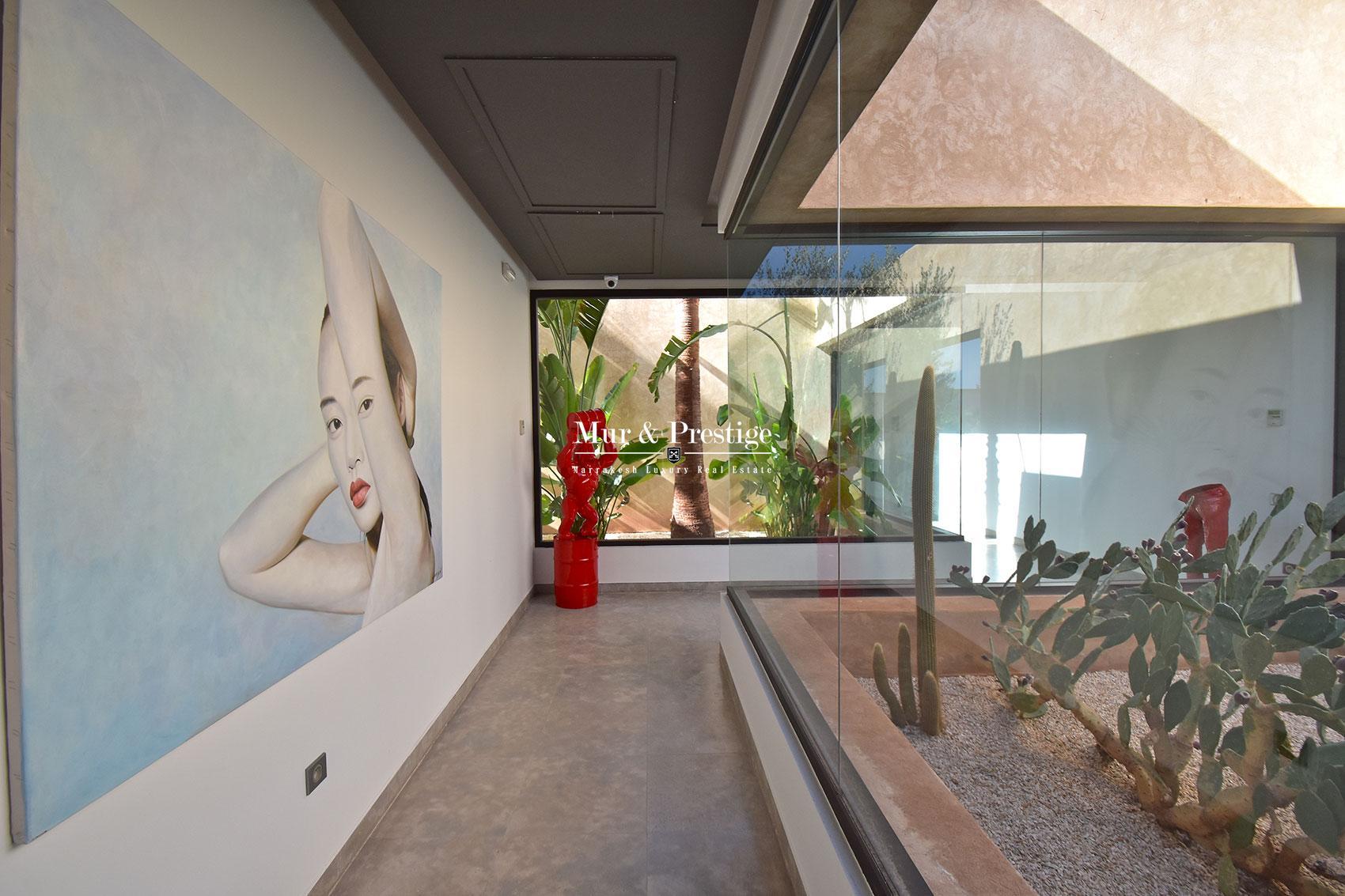 Splendide villa en vente a Marrakech
