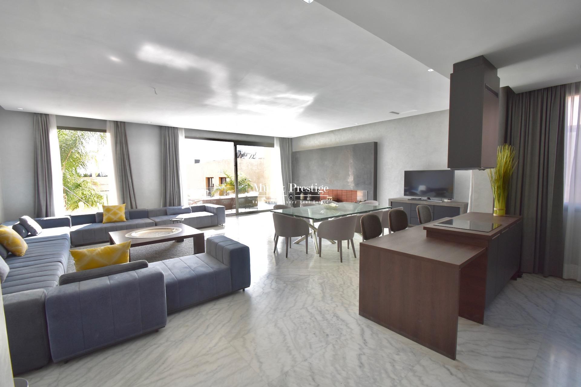 Vente appartement de luxe à Marrakech
