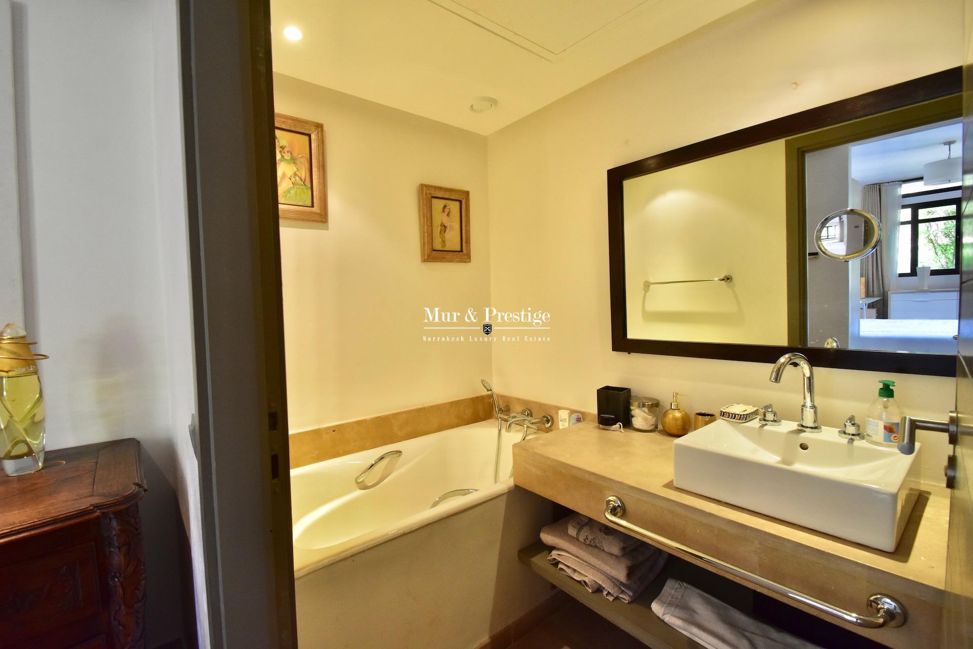 Appartement de 4 chambres à vendre aux abords de Amelkis et Golf Royal