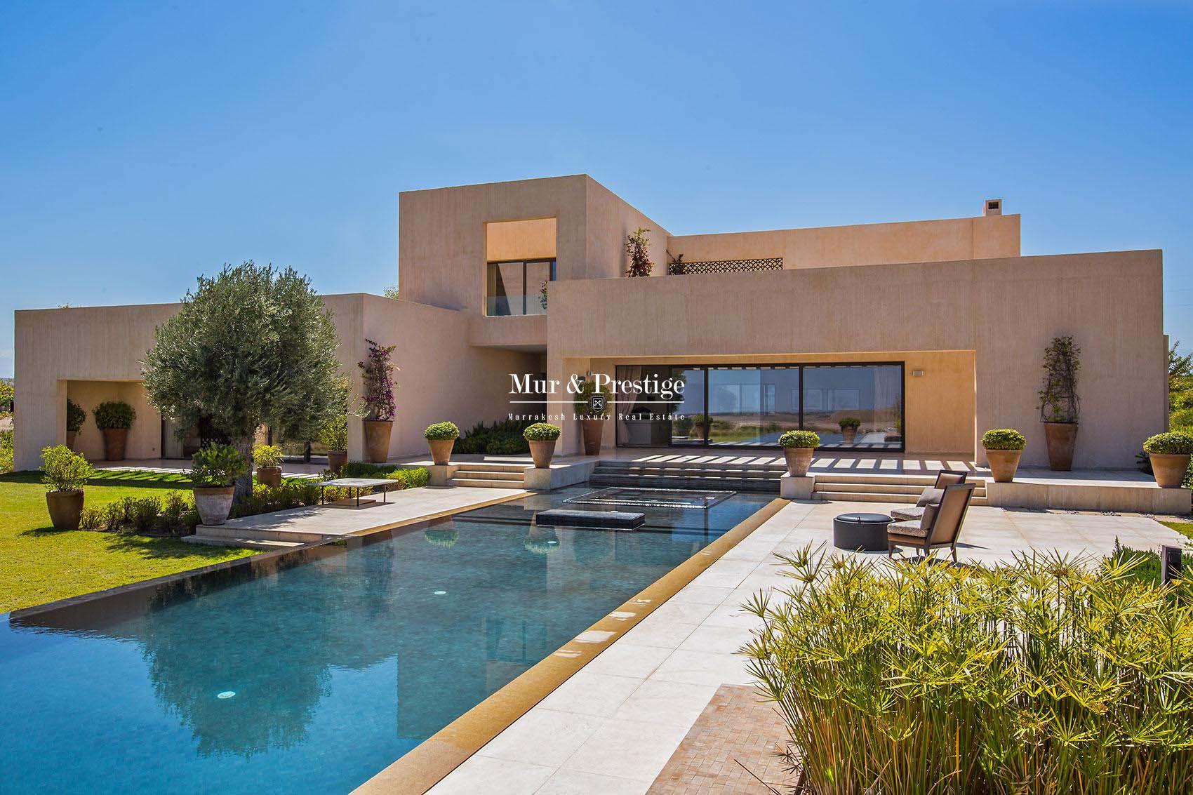 Vente d'une maison a Marrakech