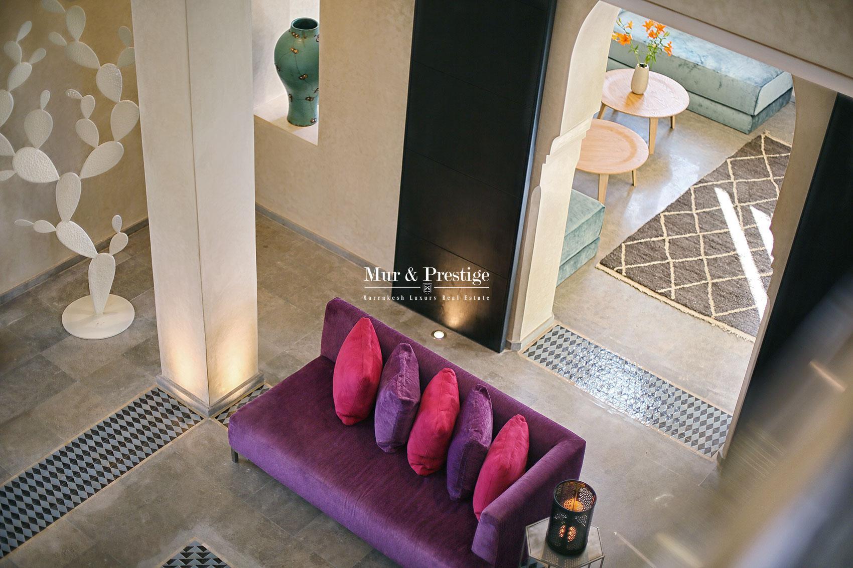 Vente d'une villa de prestige a Marrakech