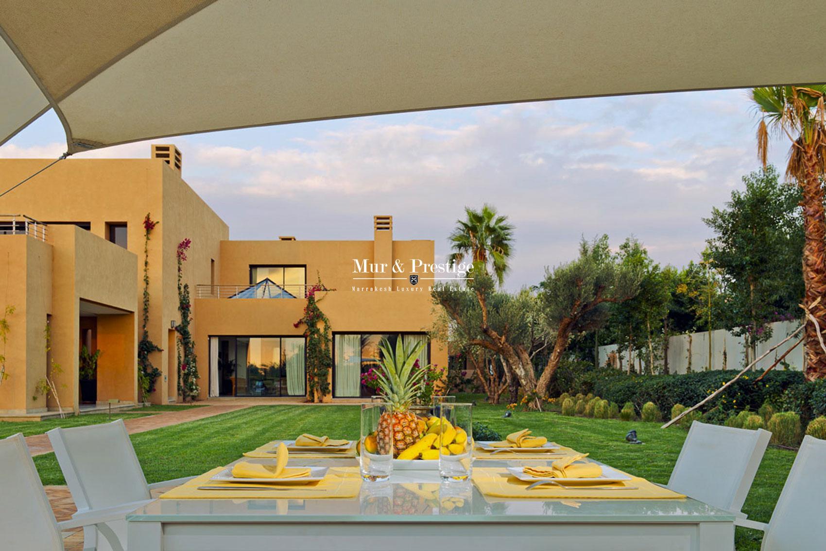 Vente propriete a Marrakech