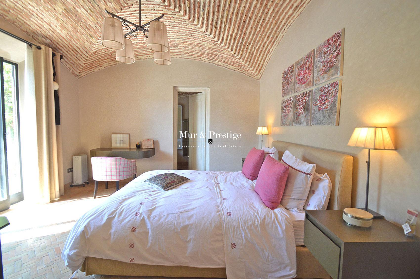Vente villa a Amelkis a Marrakech