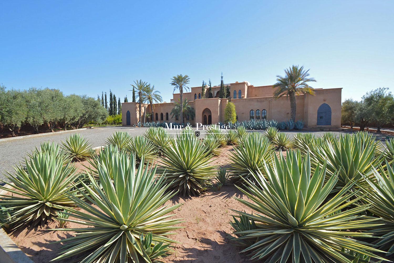 Vente villa de charme Marrakech