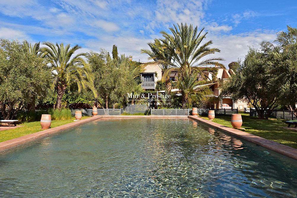 Propriete de charme en vente a Marrakech